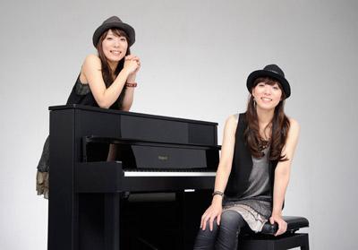 Jumelles(ジュメル)双子ピアノ連弾Duo
