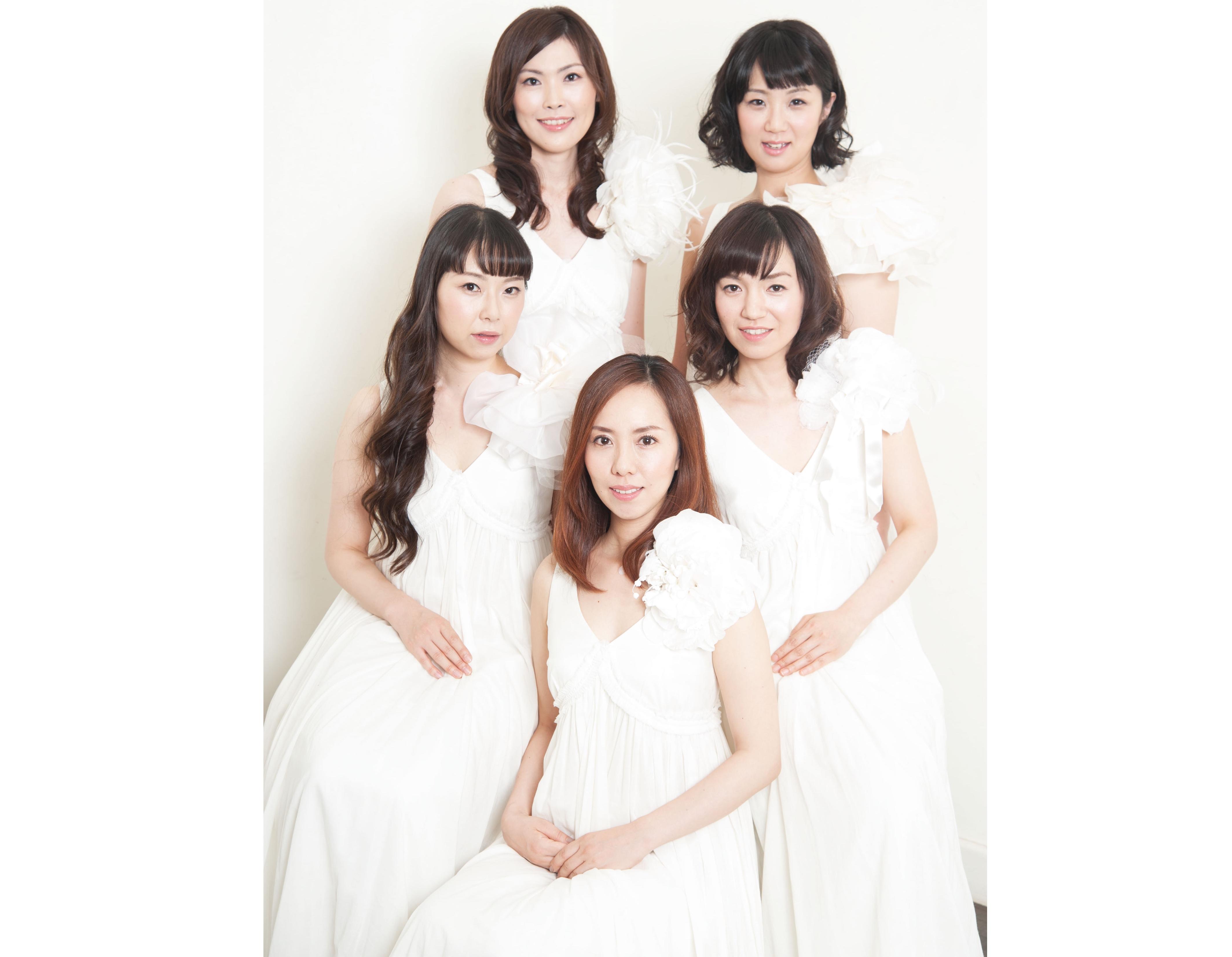 Aura(アウラ)女性5人のヴォイス・オーケストラ