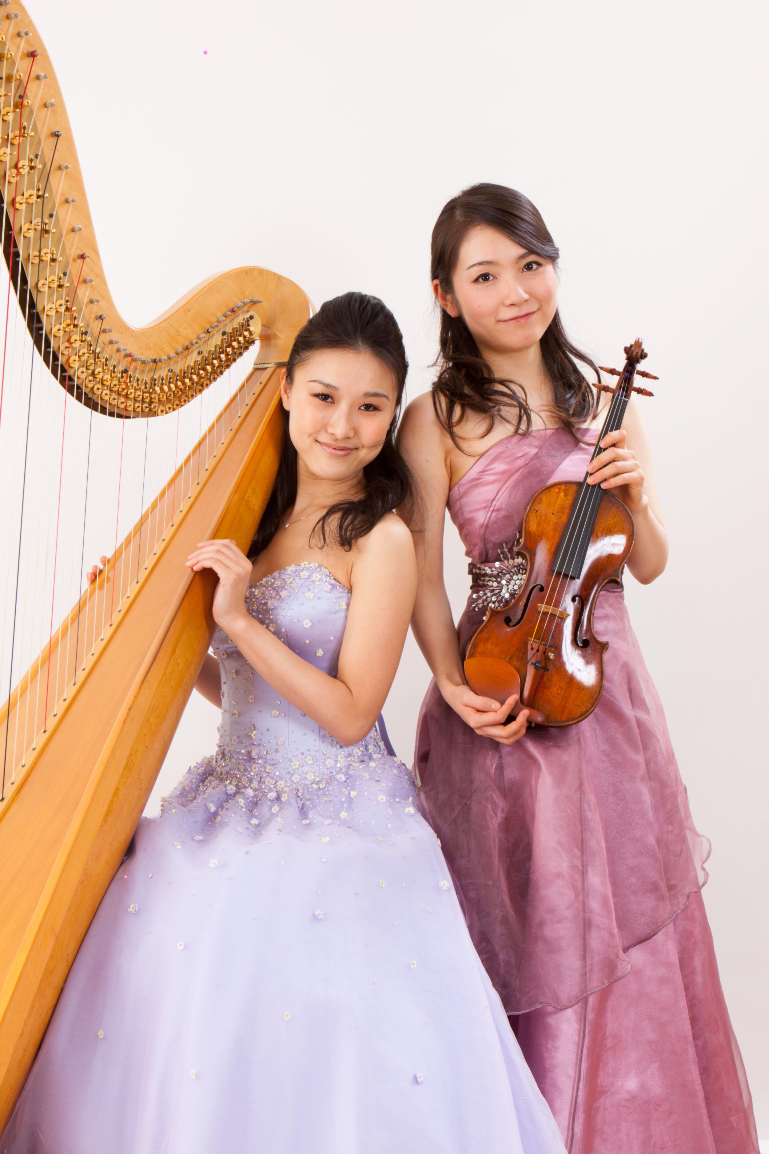 琴音~Co-tone~ヴァイオリン&ハープ