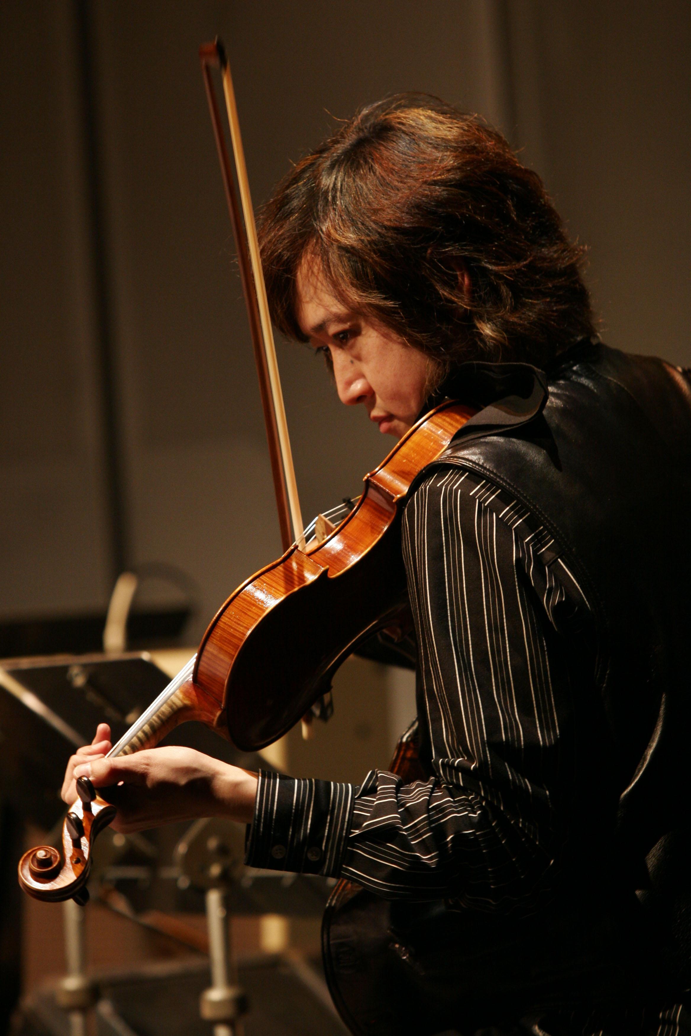 渡辺 剛 ヴァイオリン