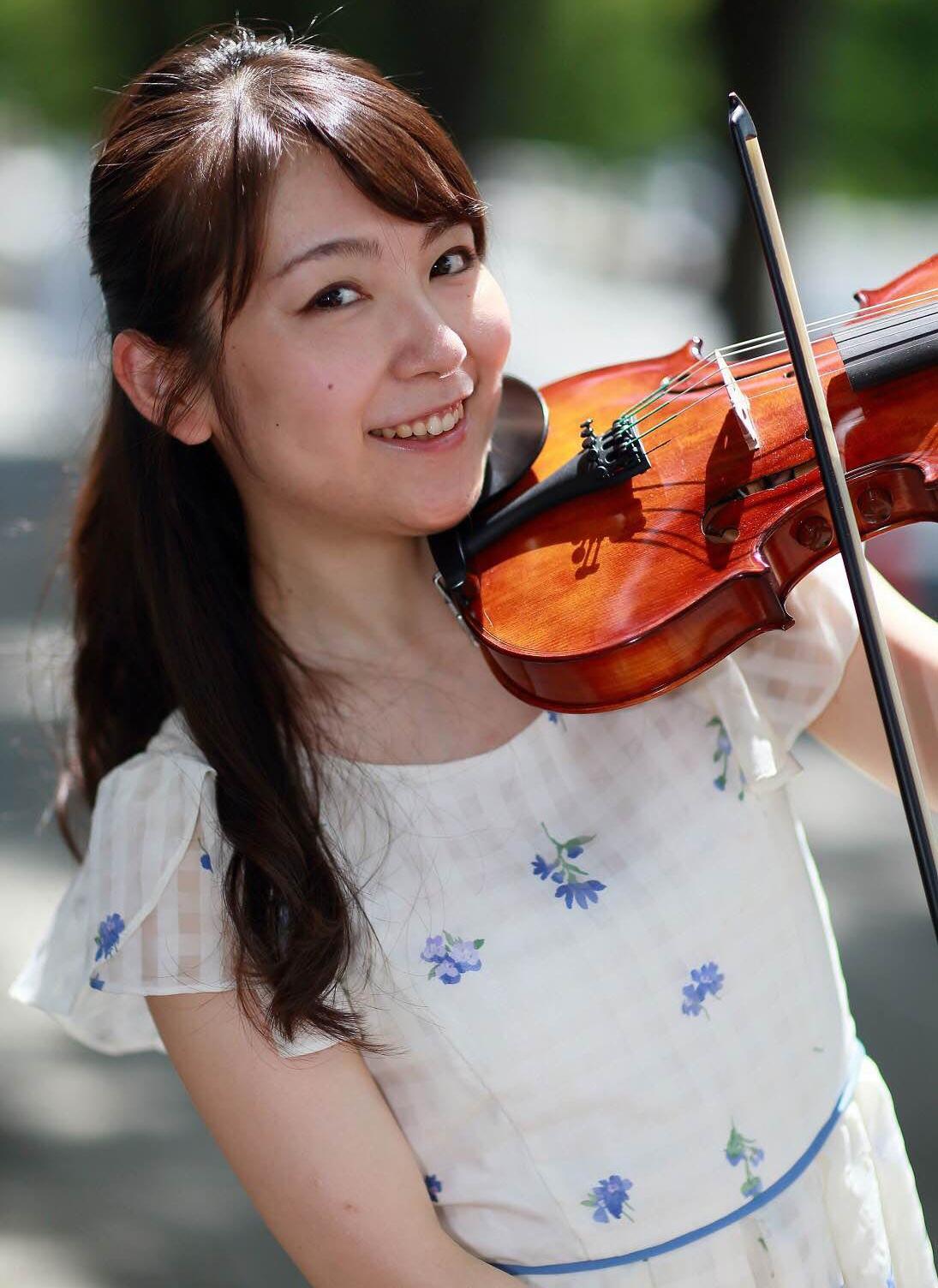 小夜子 ヴァイオリン