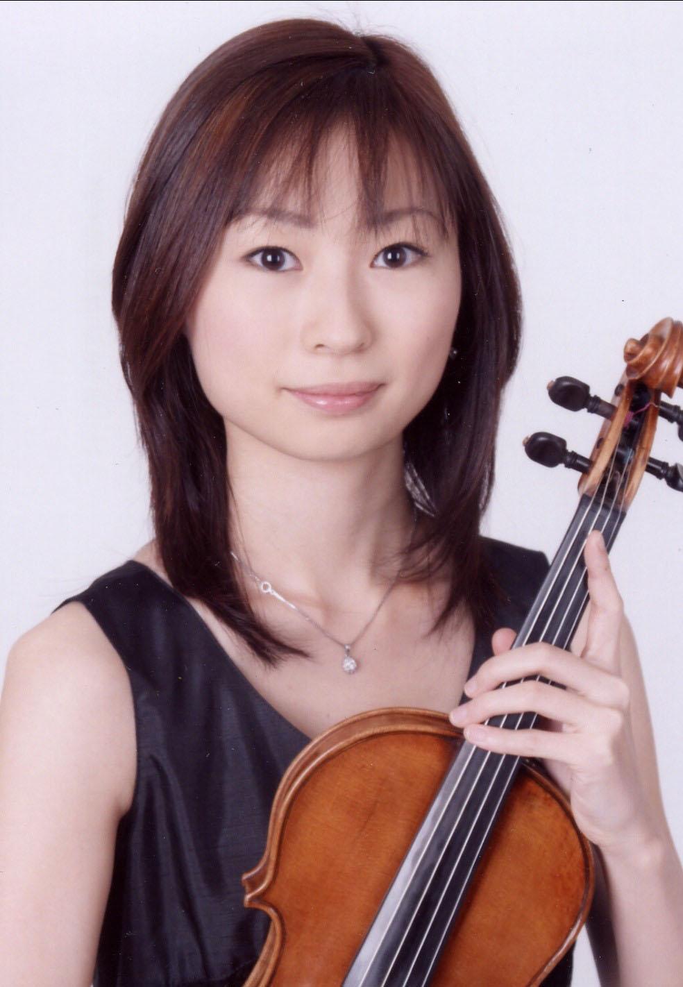伊藤三和子 ヴァイオリン