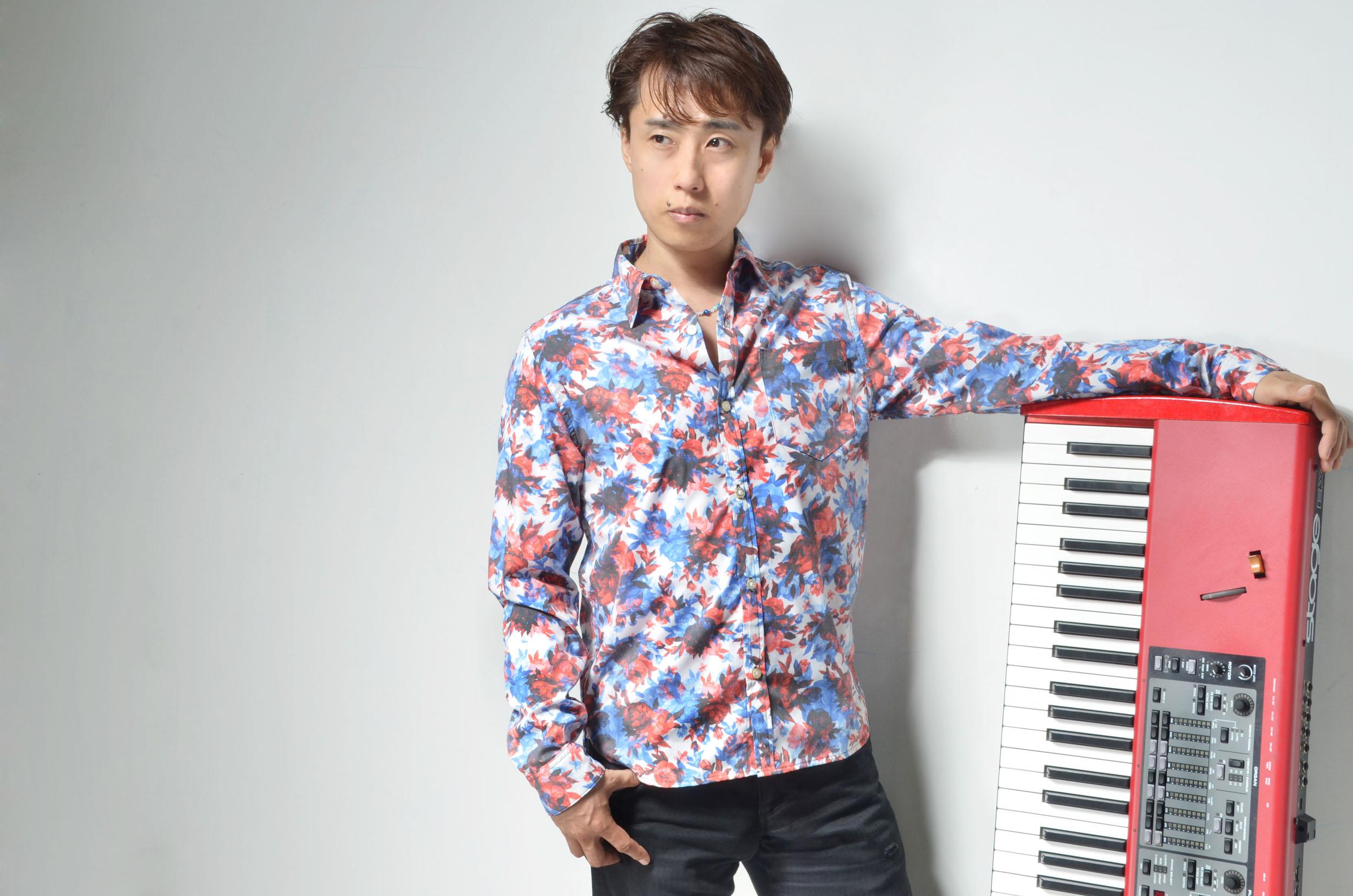矢吹 卓 ピアノ
