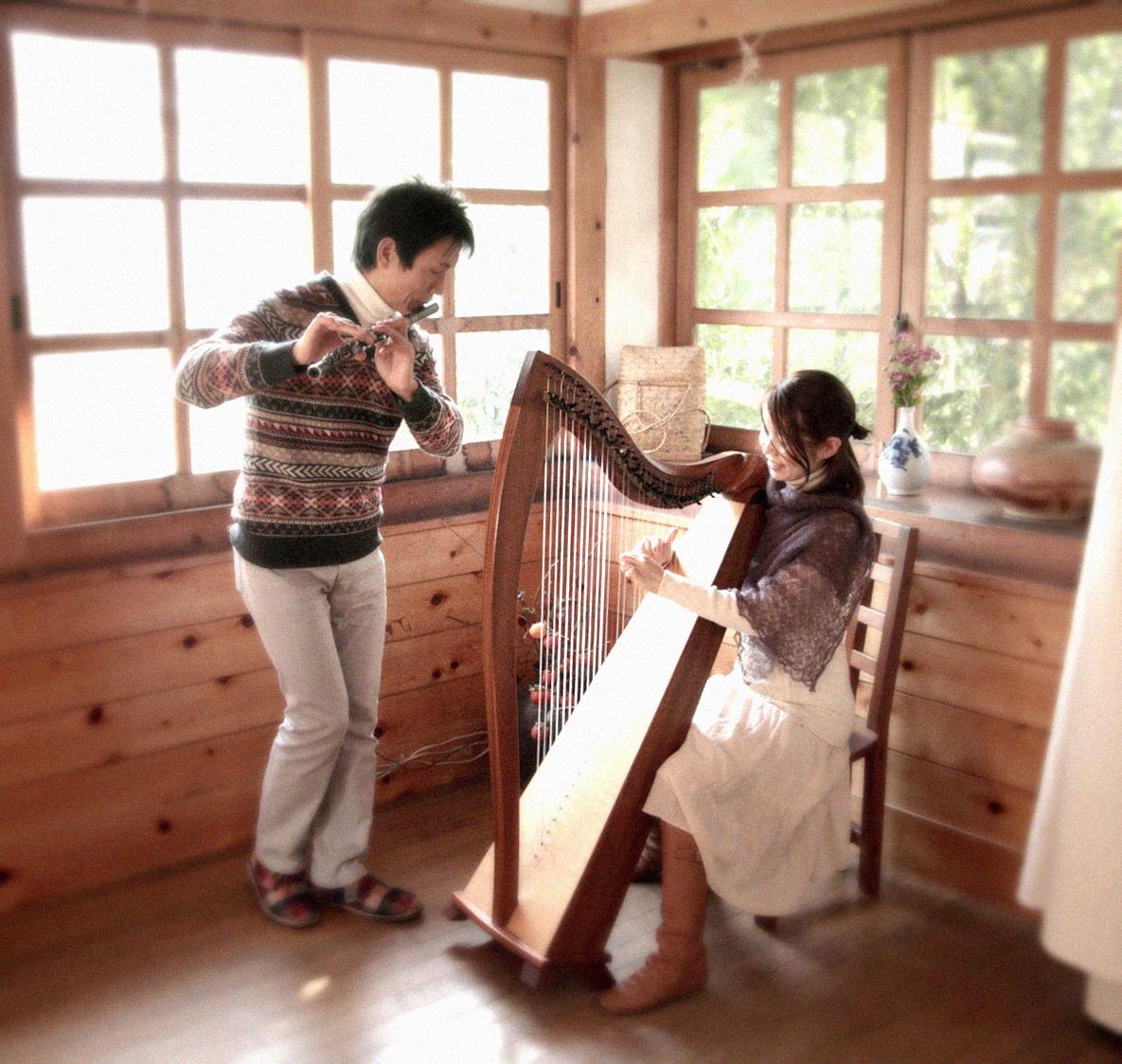 hatao& Nami アイリッシュ・ケルト音楽の世界