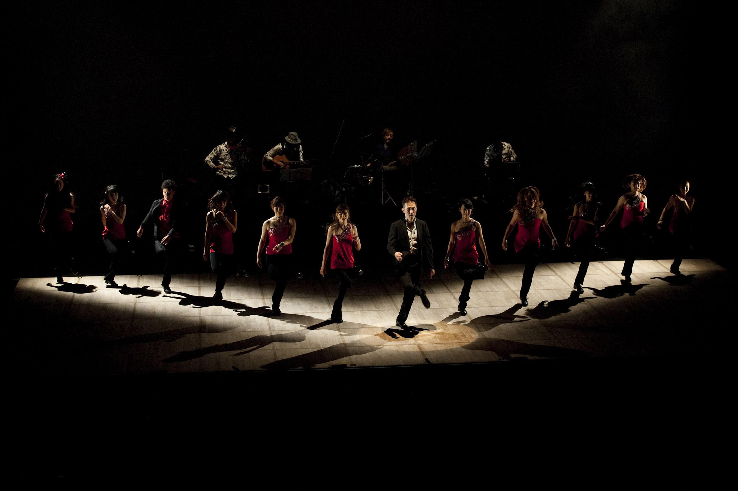 J-CLICK 迫力のアイリッシュダンスの世界