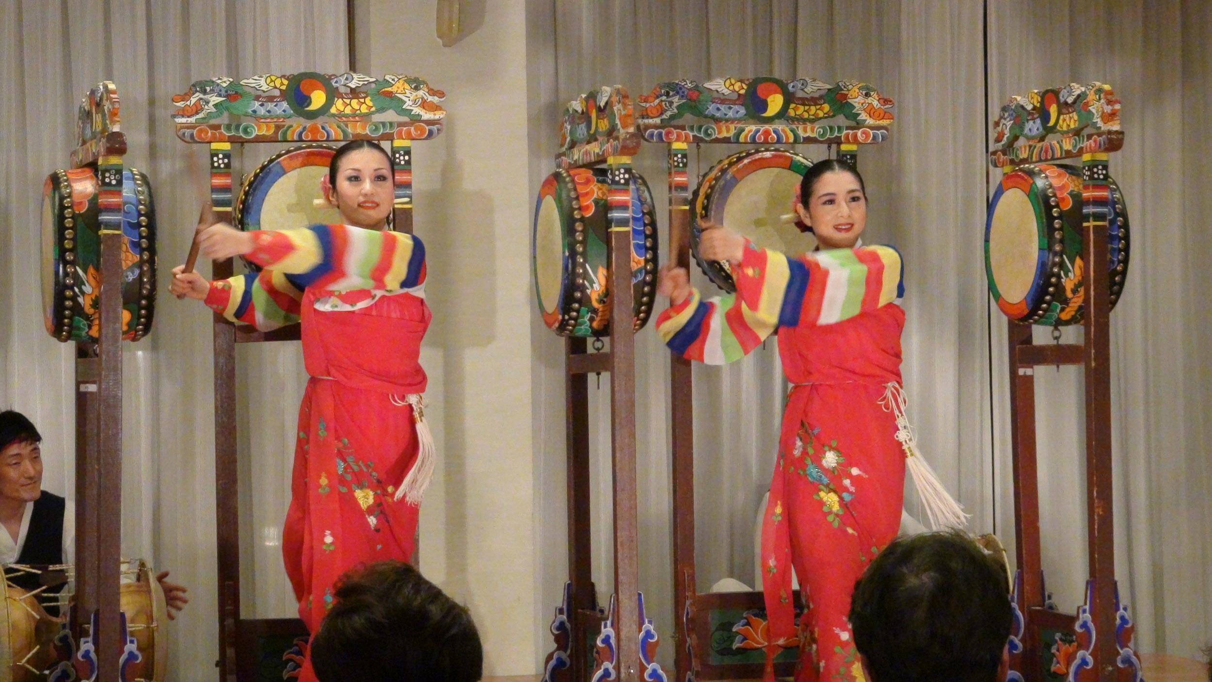 韓国伝統芸能の世界