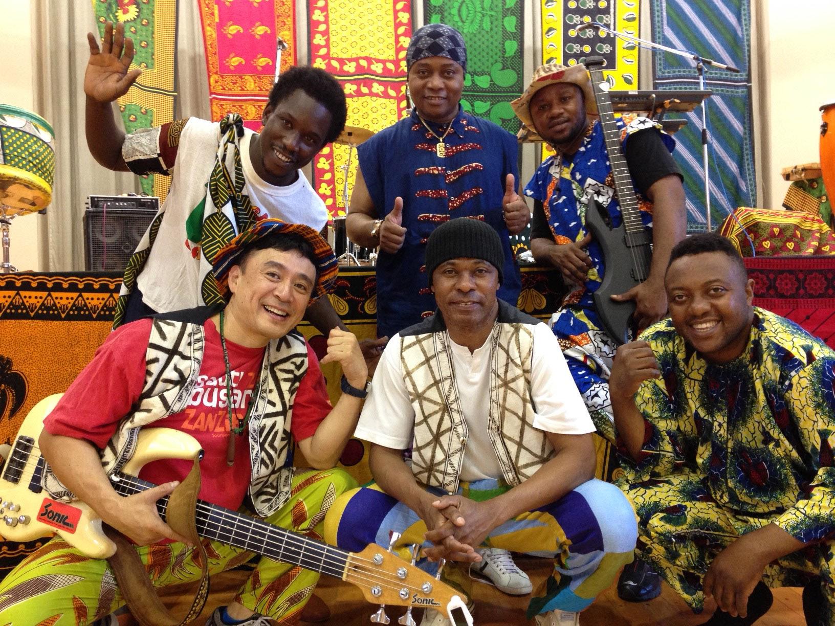 アフリカンエキスプレス アフリカ音楽&ダンス