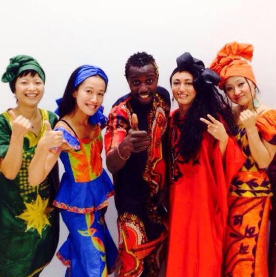Walabook?!(ワラボーク)アフリカ音楽&ダンス