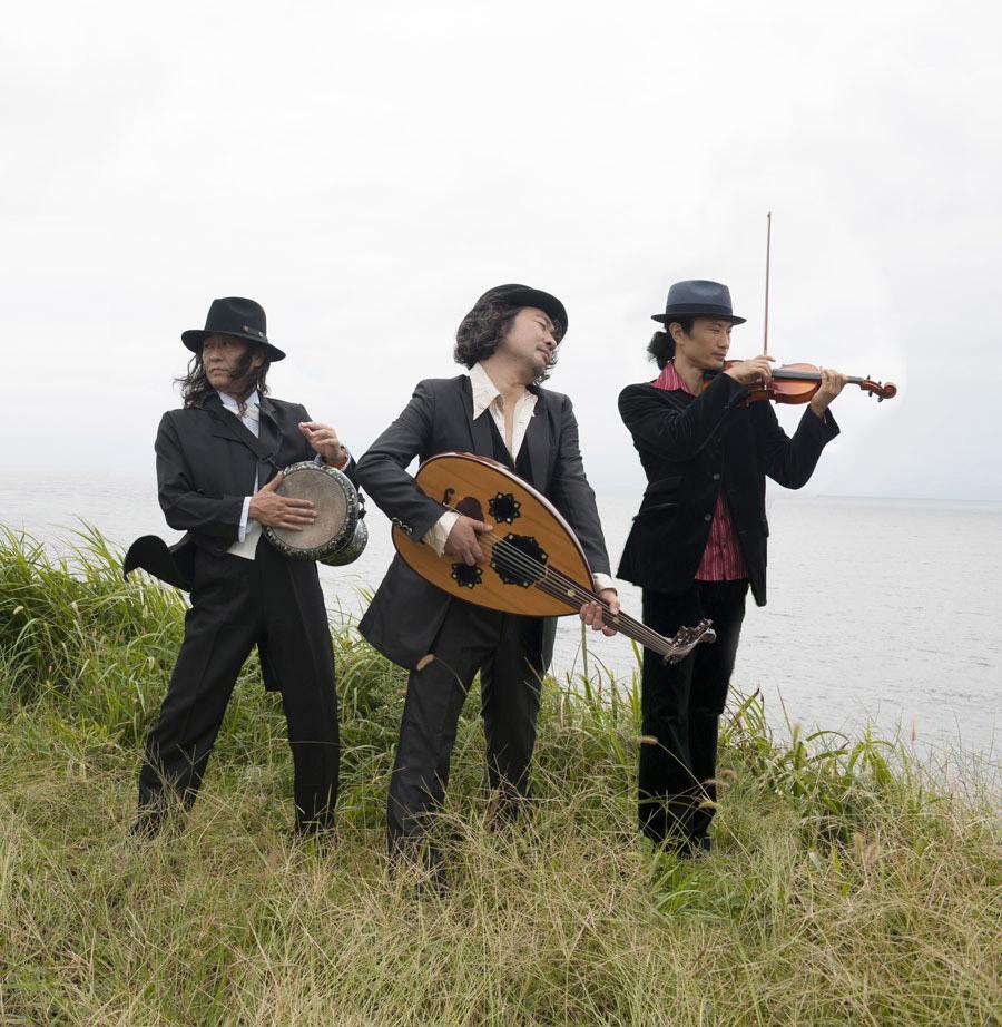 SharkiRoma(シャルキィ・ロマ)国境なき民族音楽団
