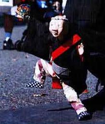 江戸糸あやつり人形 上條 充