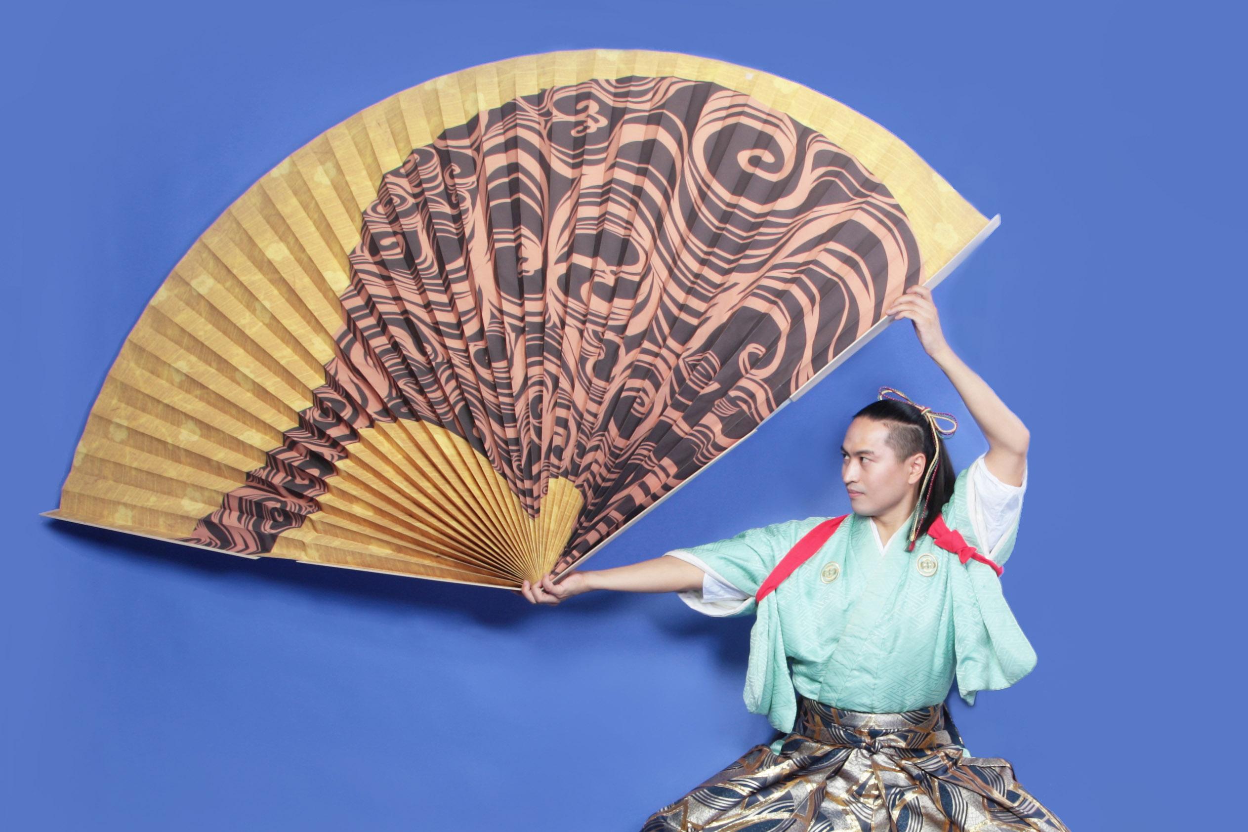 江戸手妻(日本の伝統奇術)藤山晃太郎
