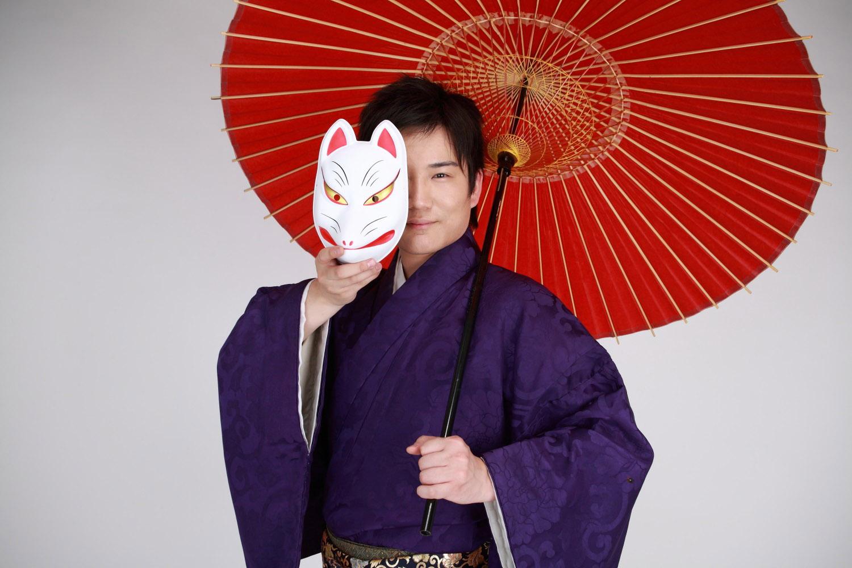 江戸手妻(日本の伝統奇術)藤山大樹
