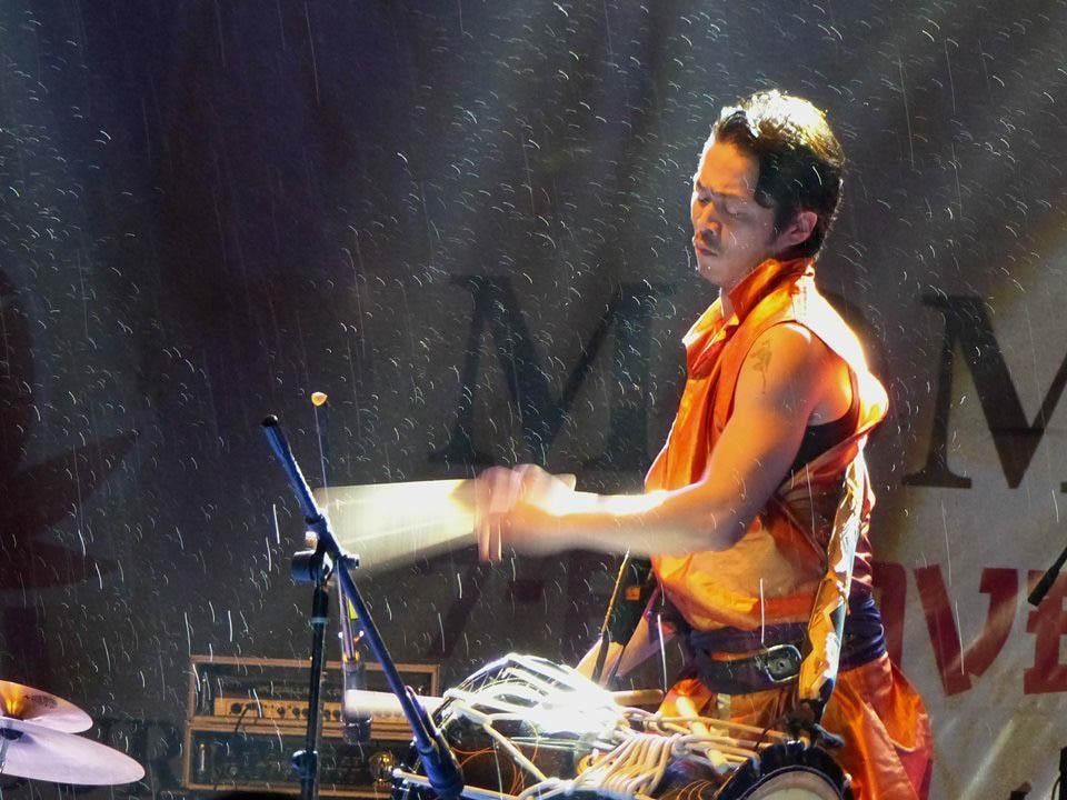小川大介 和太鼓