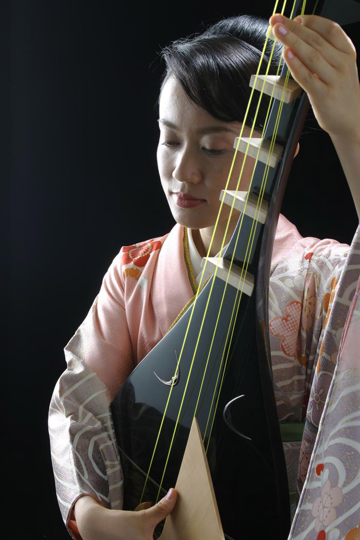 首藤久美子 琵琶
