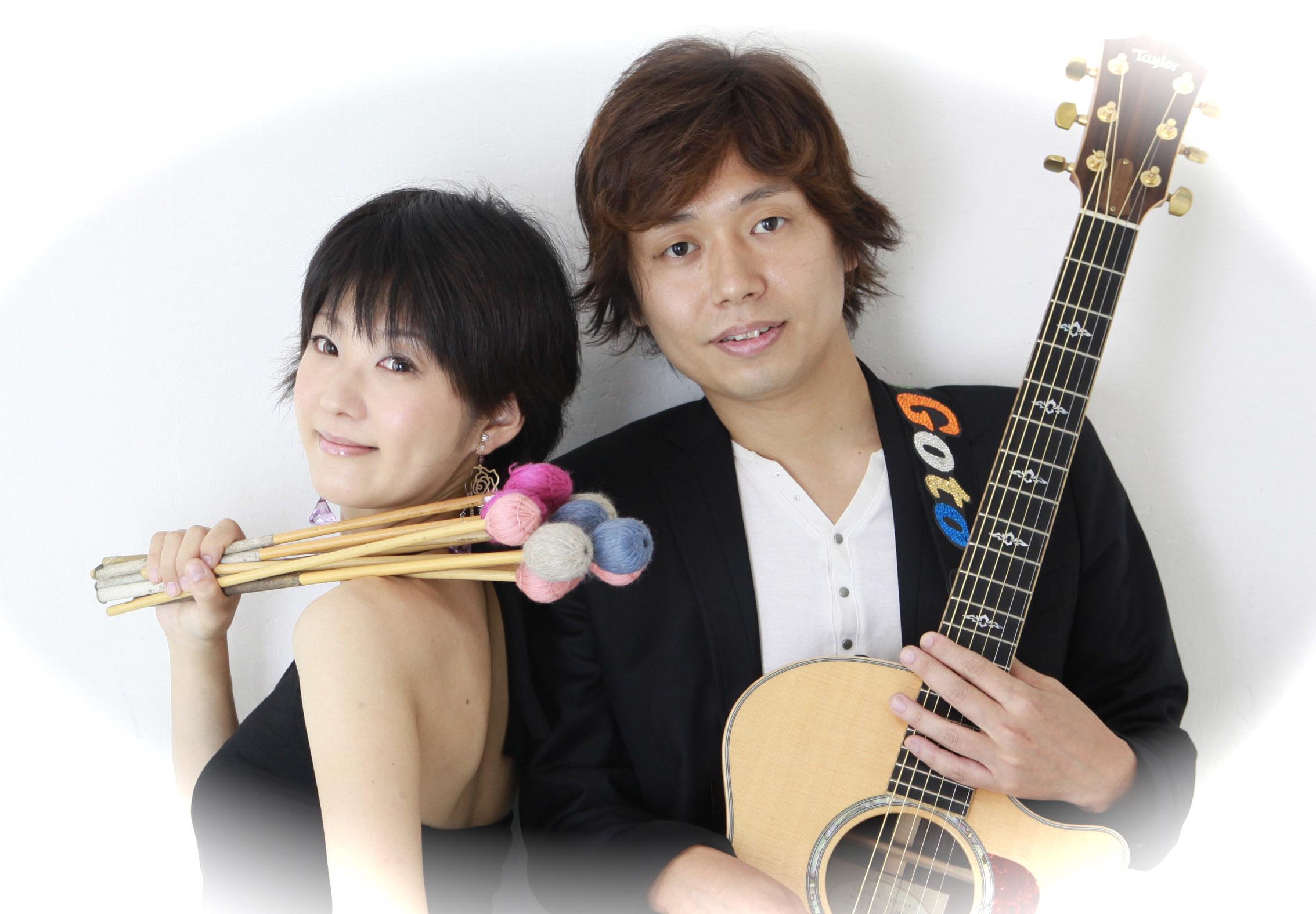 erikuo マリンバ&ギター