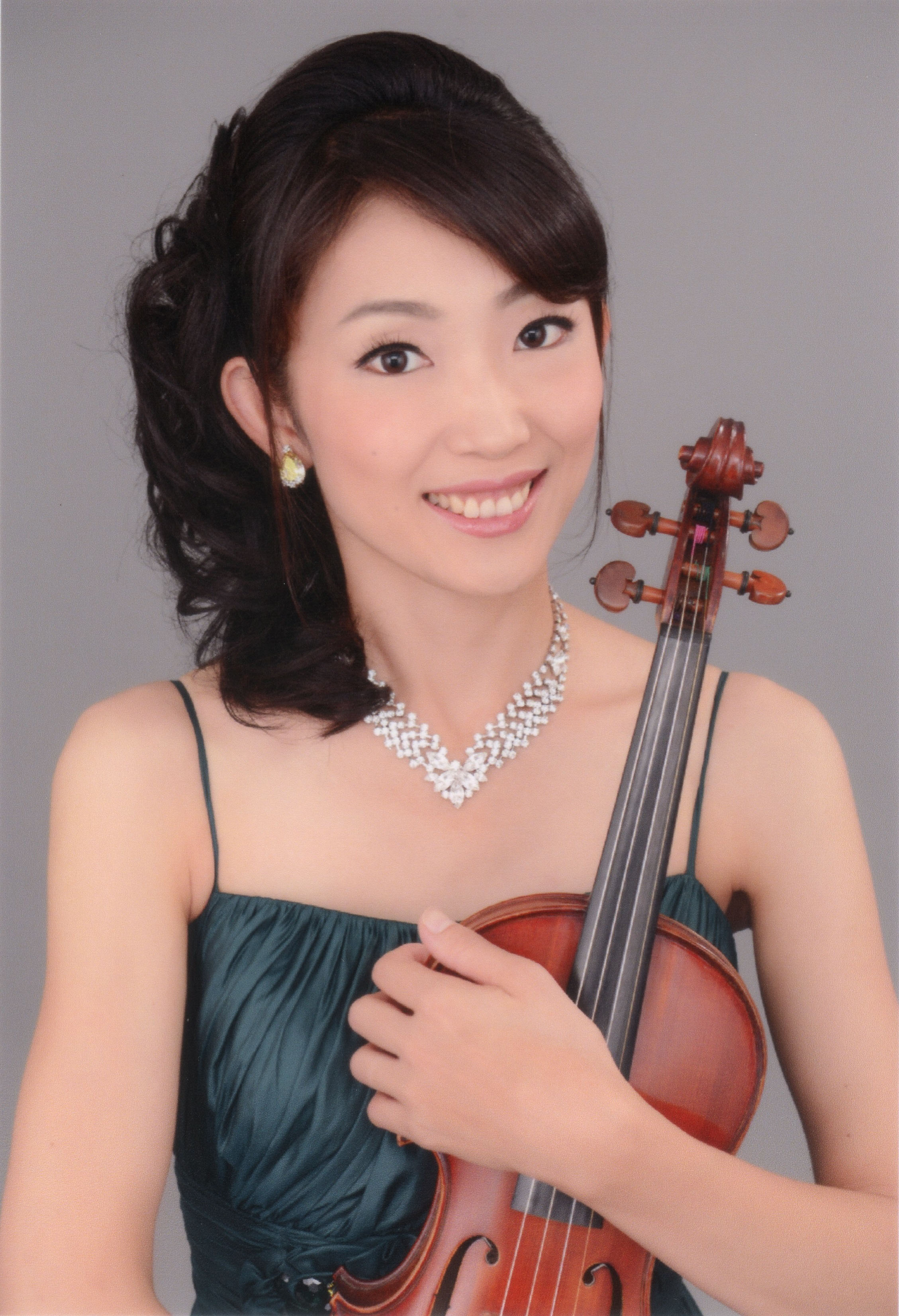 福山歓子 ヴァイオリン