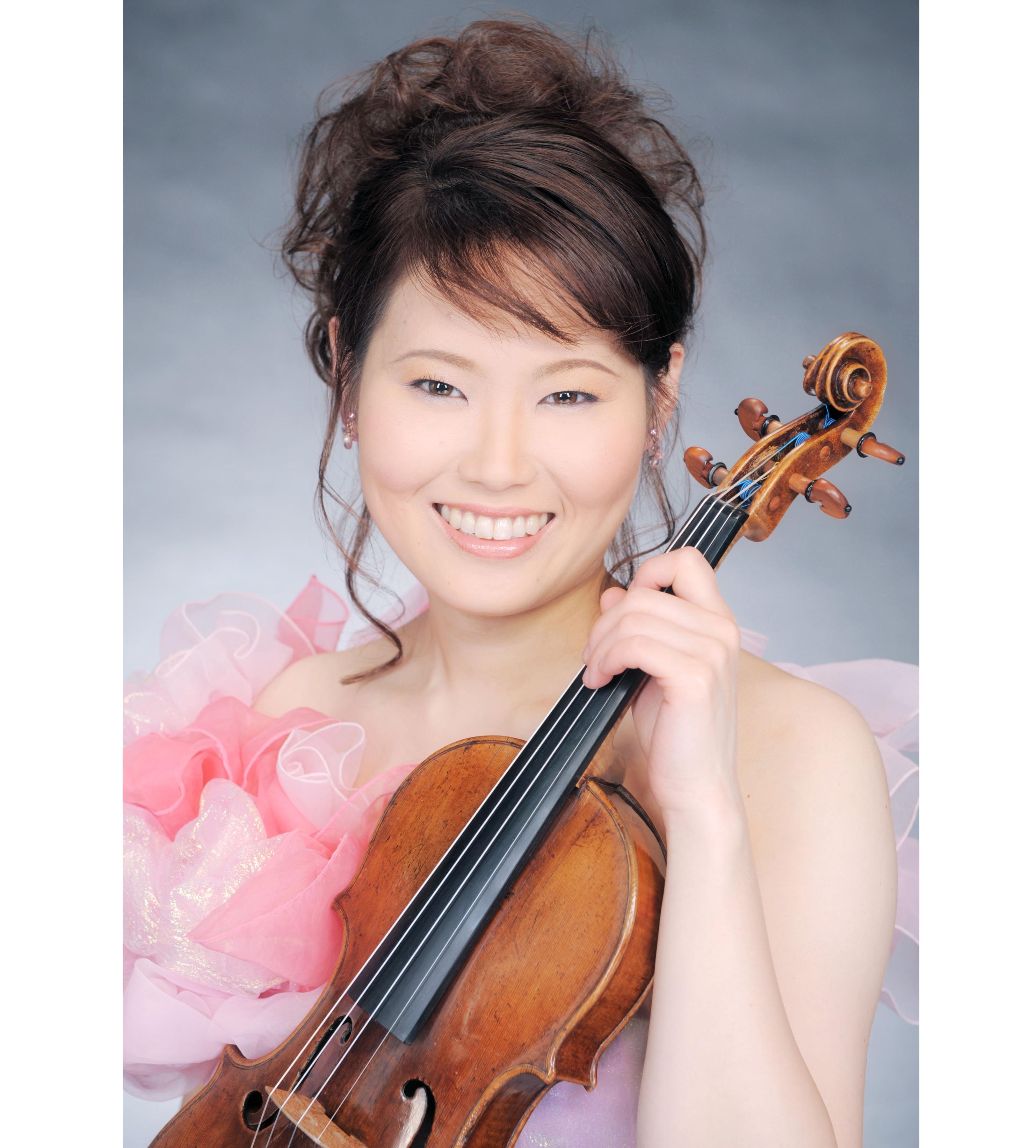 窪田有美子 ヴァイオリン