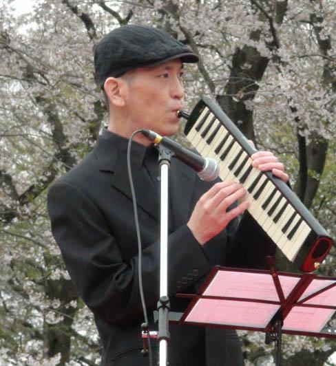 坂元一孝 鍵盤ハーモニカ