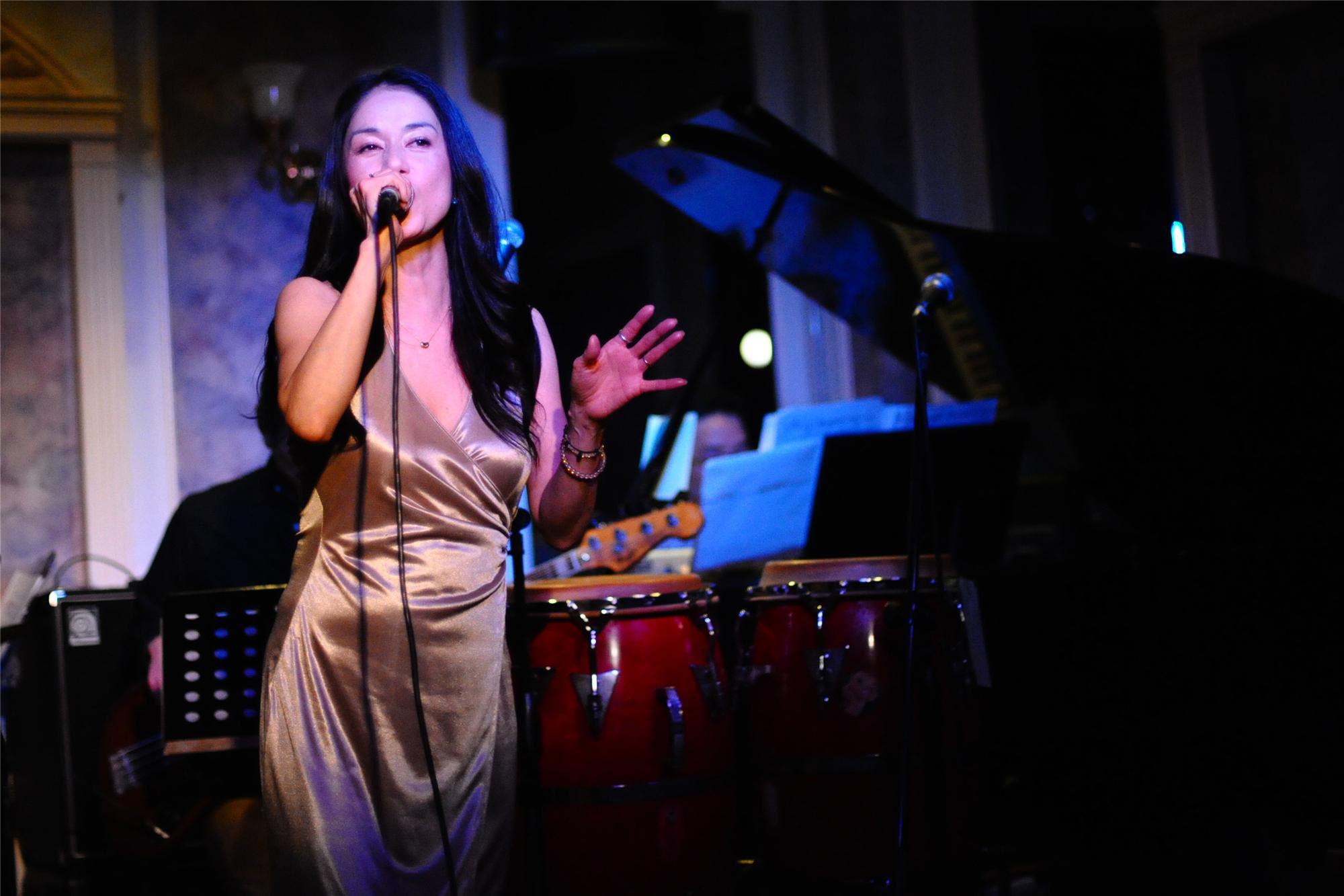 Yoko JK アメリカンポップス、ソウル、ゴスペル