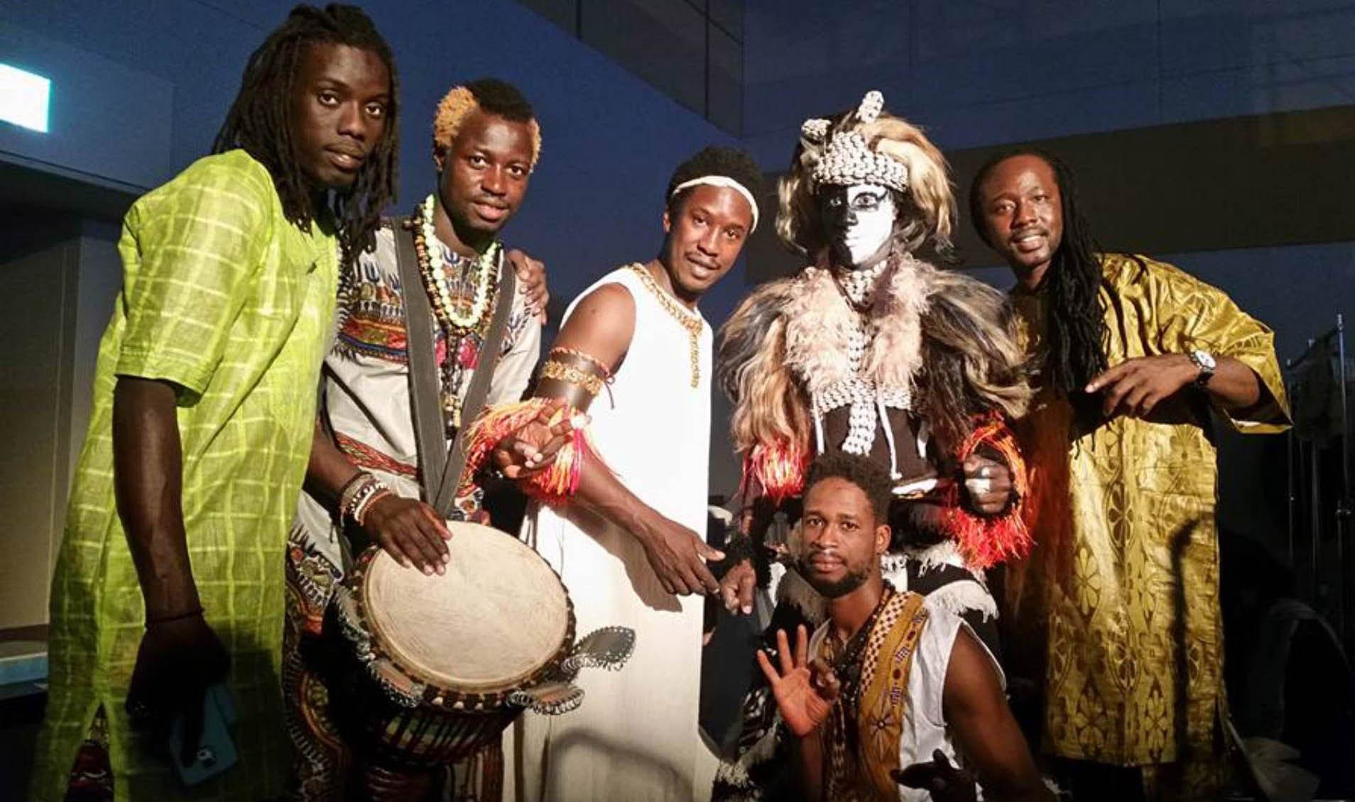Bayefall Revolutionアフリカ音楽&ダンス