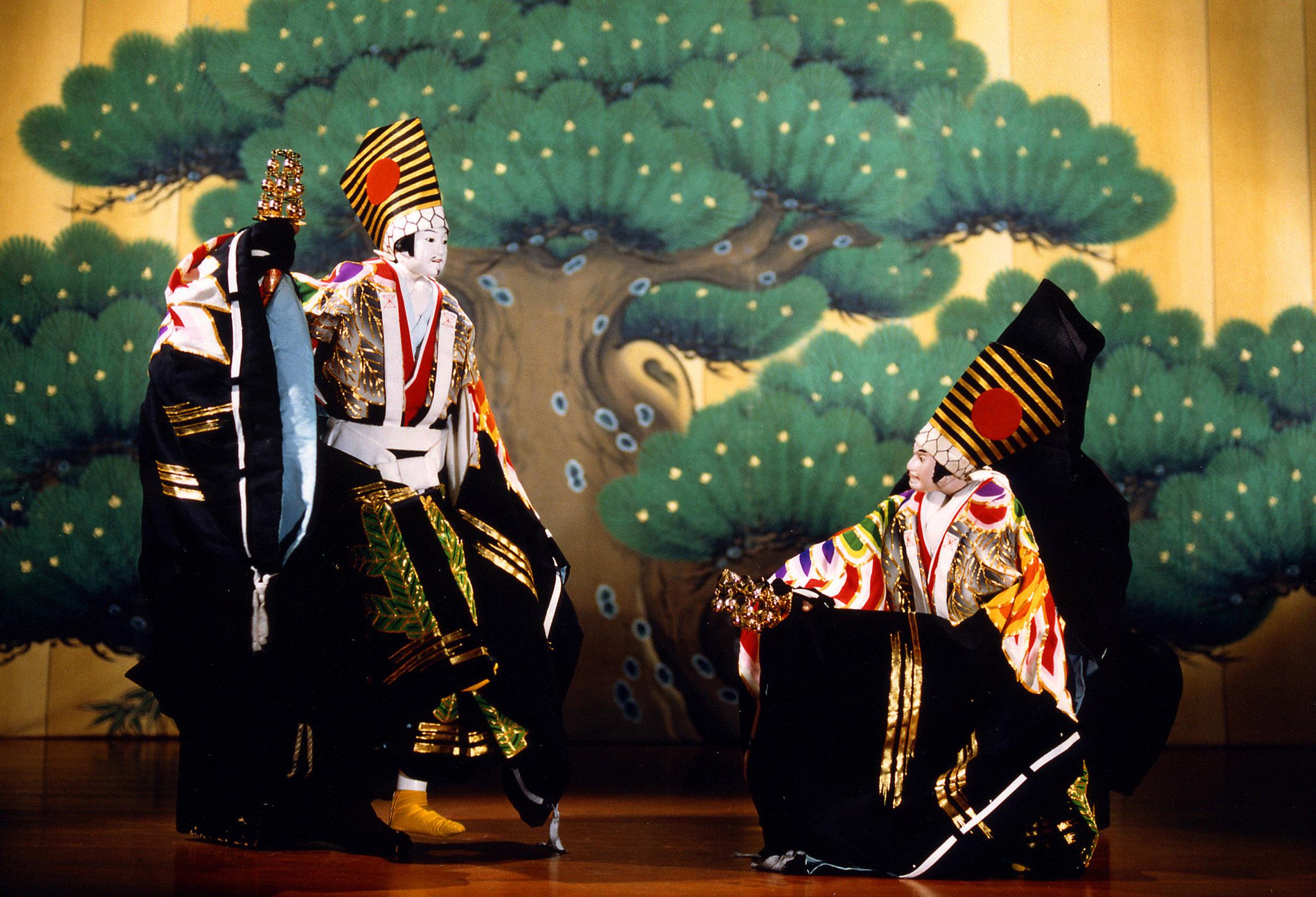 八王子車人形 西川古柳座