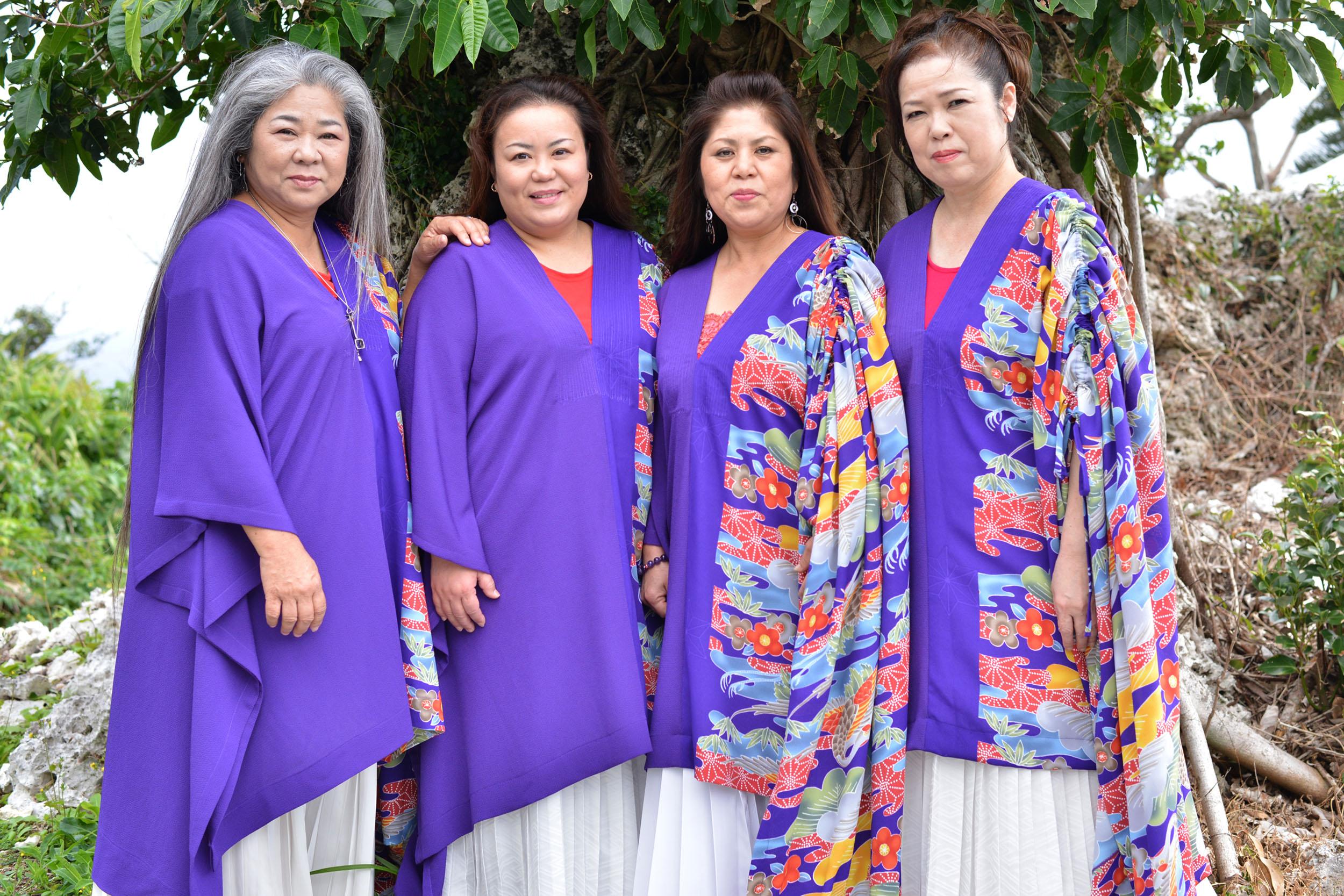 うないぐみ 沖縄民謡