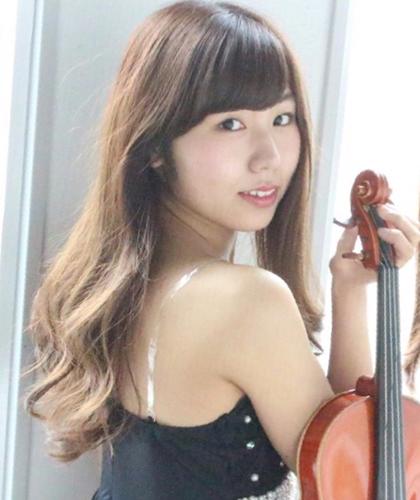 福田愛(ヴァイオリン)2
