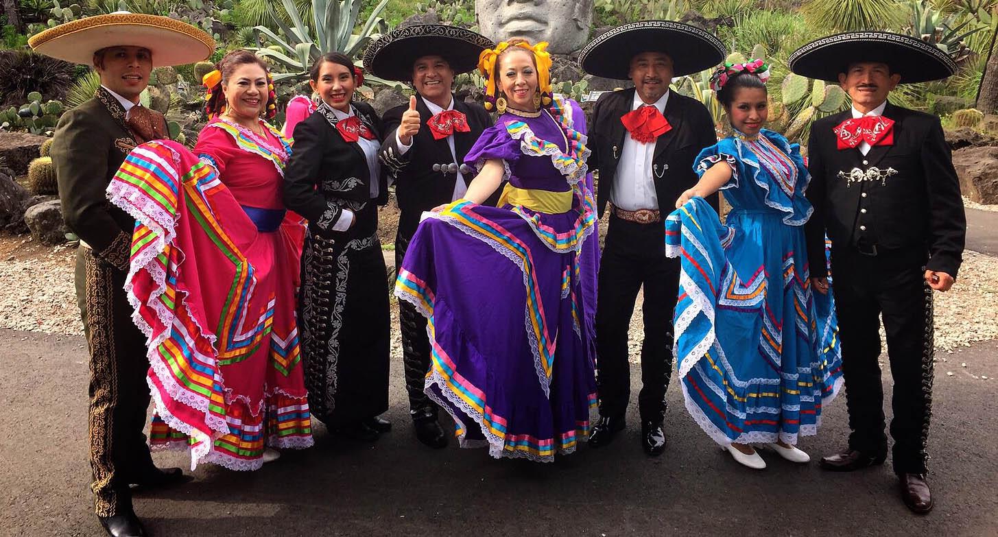 メキシカンマリアッチ メキシコ・マリアッチの世界