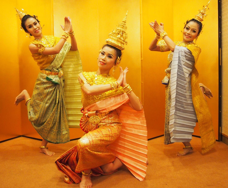 タイ舞踊と音楽