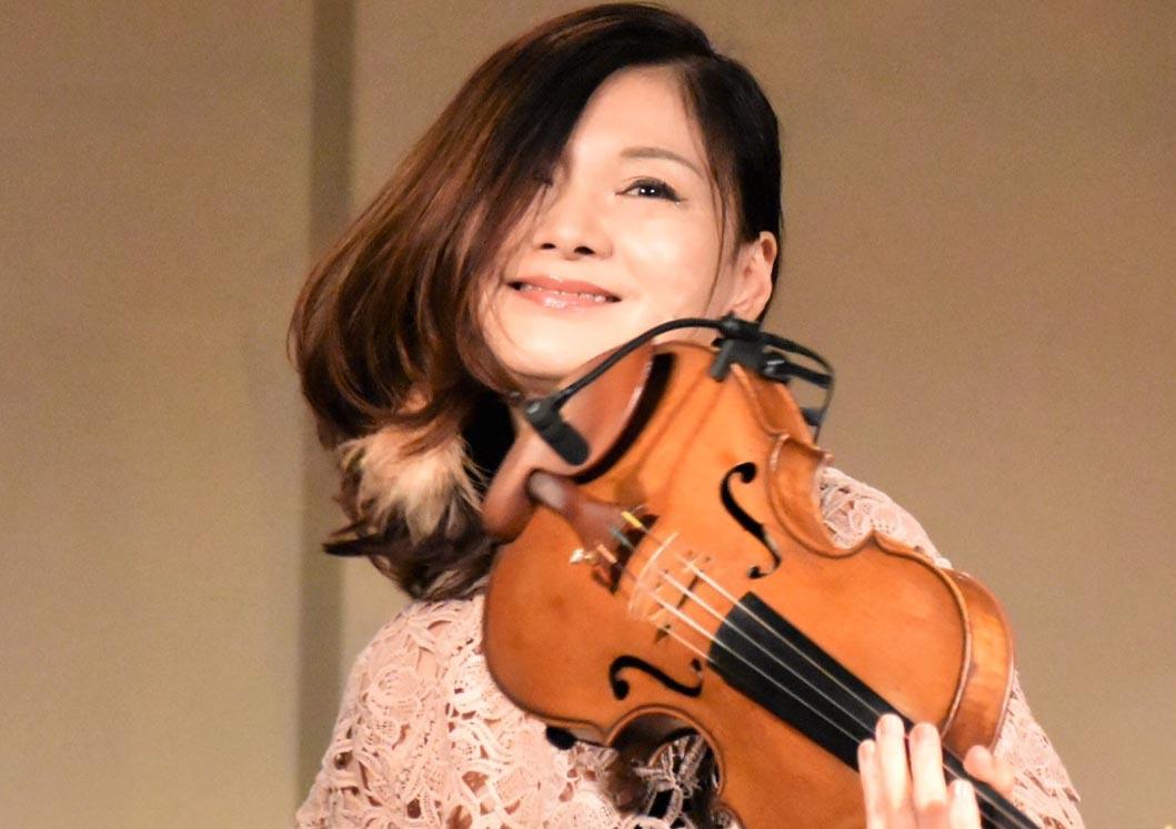 REIKO ヴァイオリン