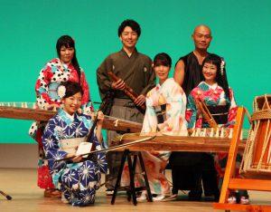 和楽器アンサンブルJapan1