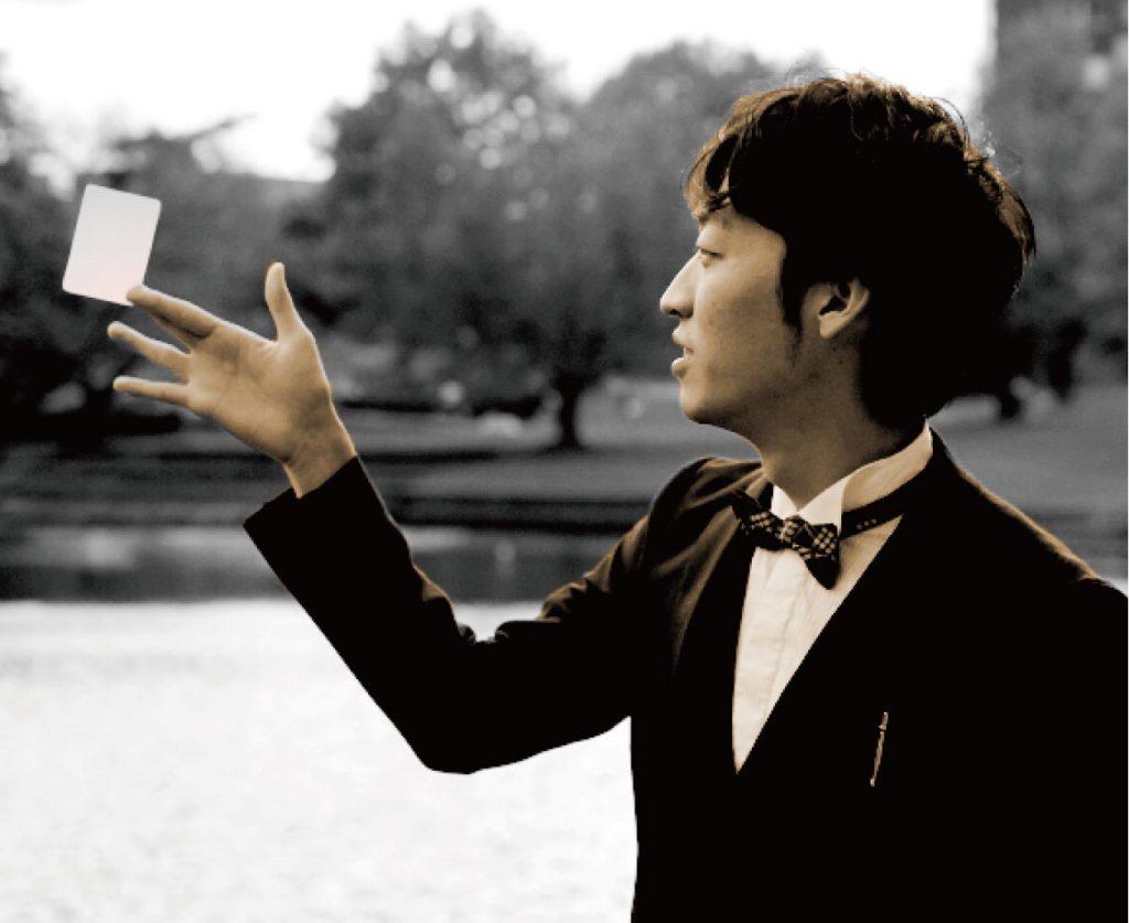 早稲田康平(マジシャン)3
