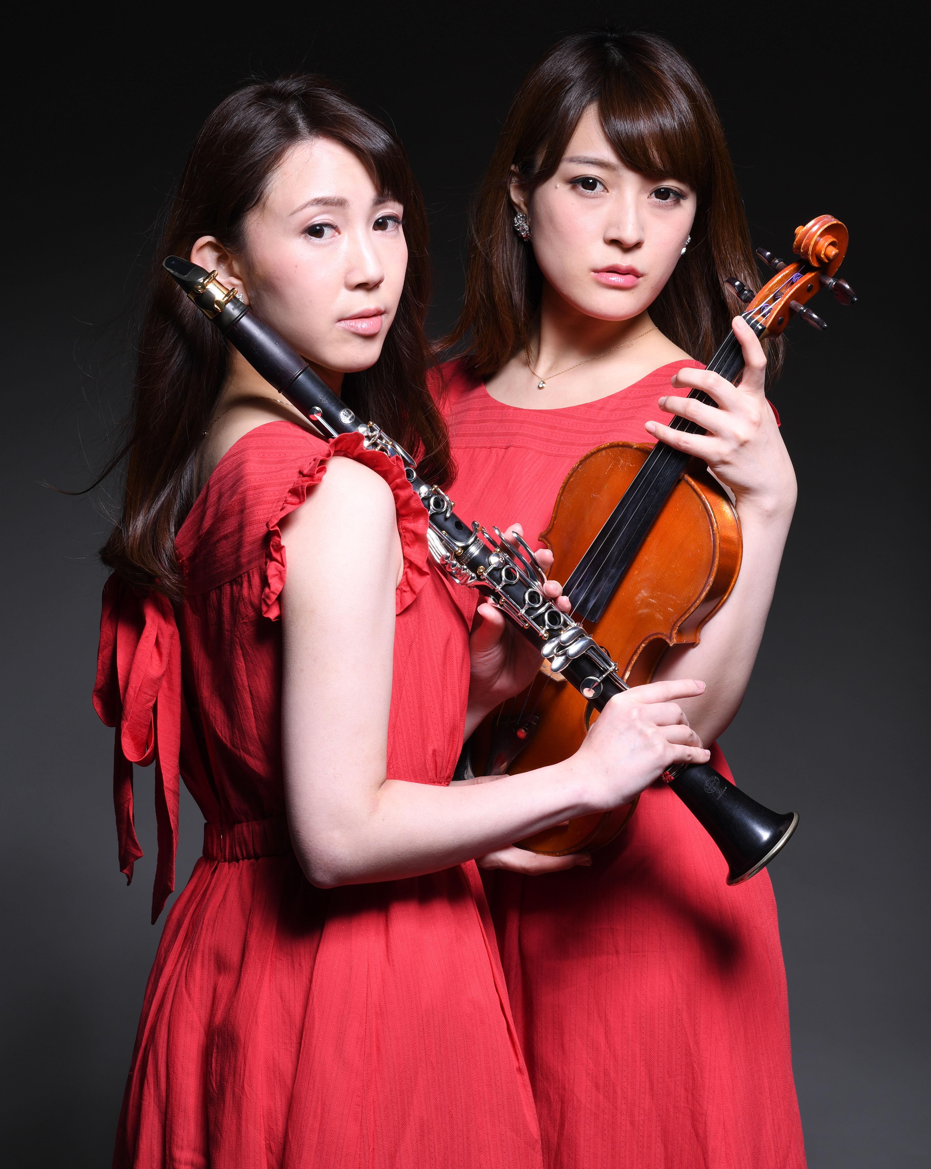 Megumi♡Kei クラリネット&ヴァイオリン