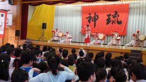上寺尾小学校2