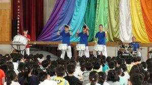 川辺小学校1