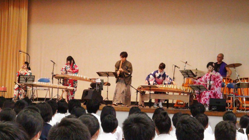 中井中学校2