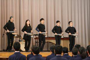 蔵波中学校1
