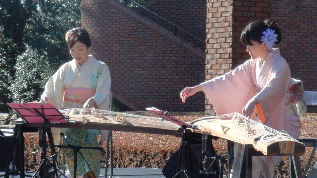 神代箏合奏1