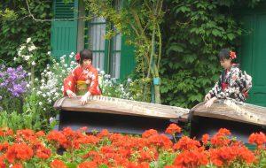 モネの庭園演奏6-2