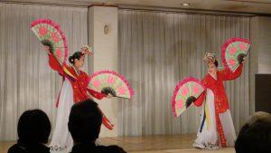 韓国舞踊2