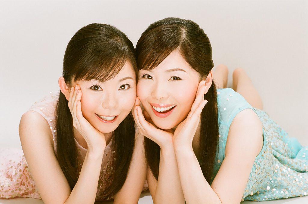 43 坂入姉妹