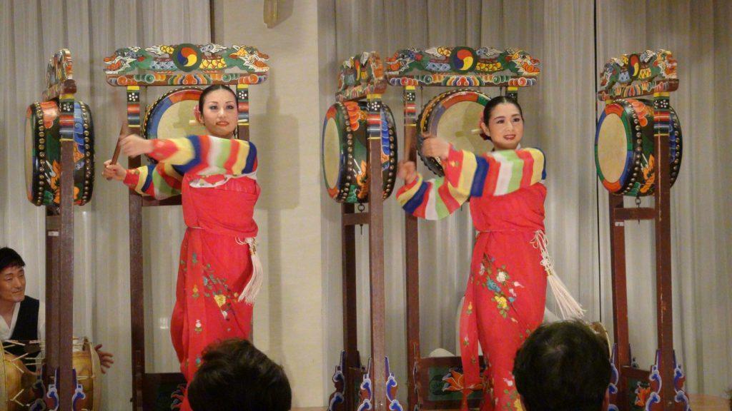 3-1 韓国伝統芸能