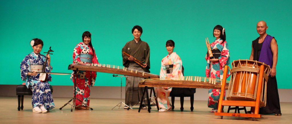 和楽器アンサンブルJapan2