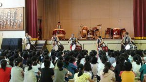 金ケ作小学校3
