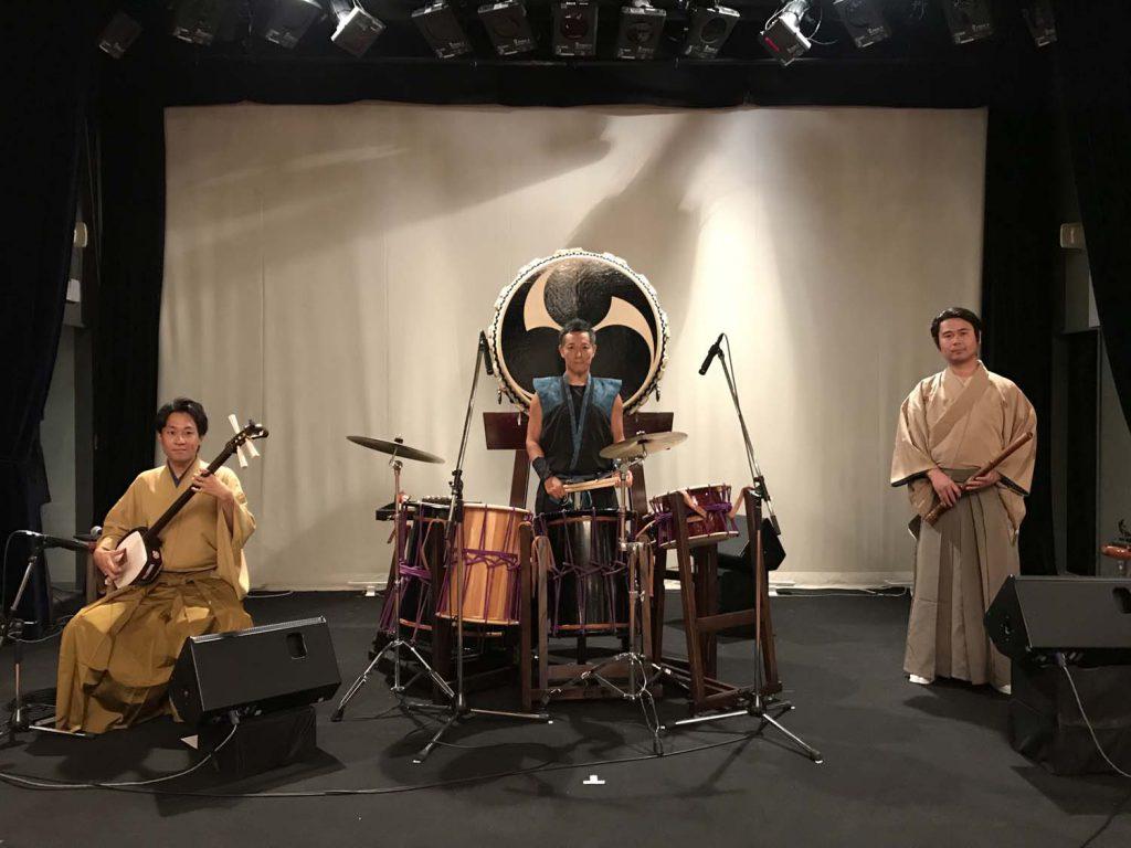 和楽器三重奏団2