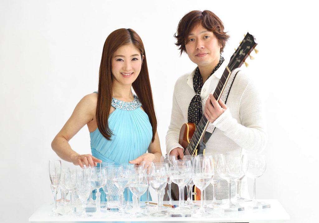 グラスハープ&ギター