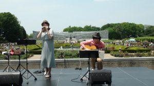 オカリナ&ギター1