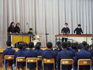 蔵波中学校2