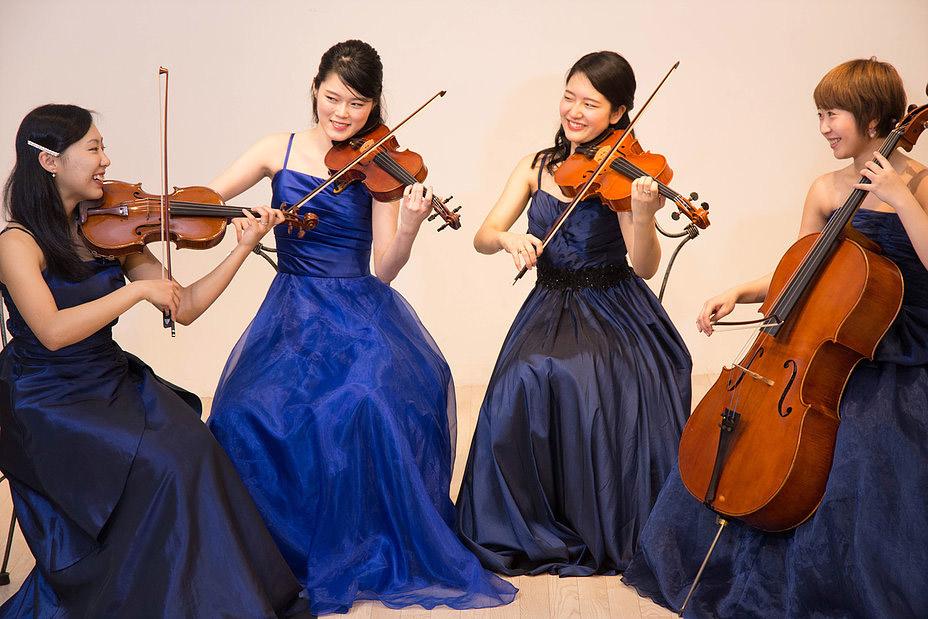 Érable Quartet(エラーブル・カルテット)弦楽四重奏