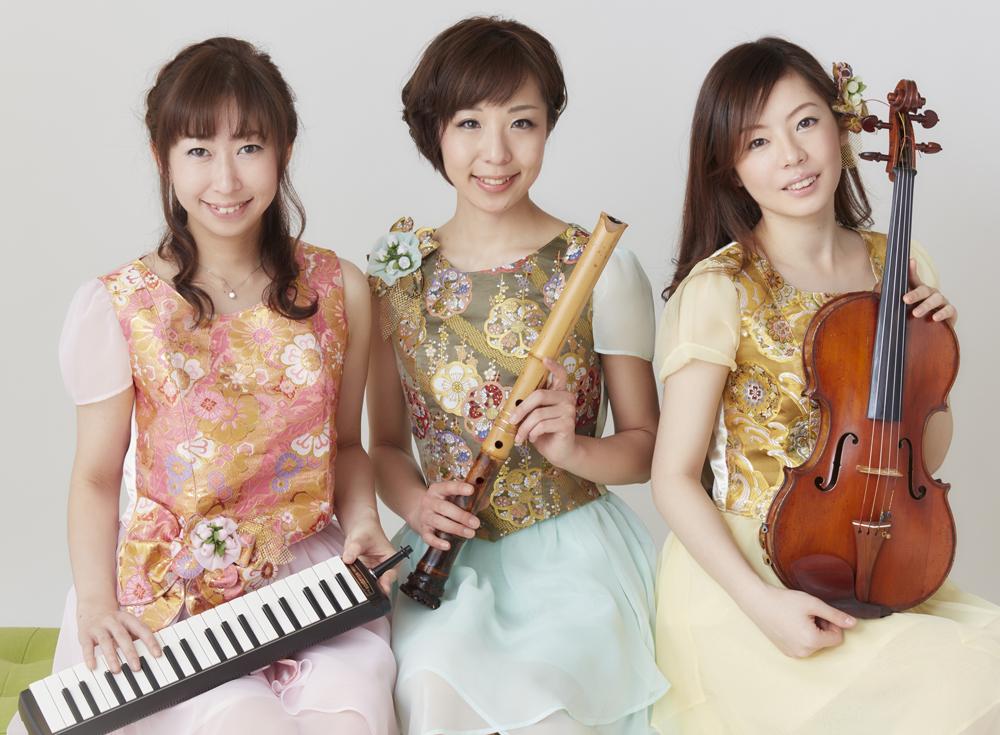 紗詩衣-Sachet-(サシェ) 尺八×ヴィオラ×ピアノ